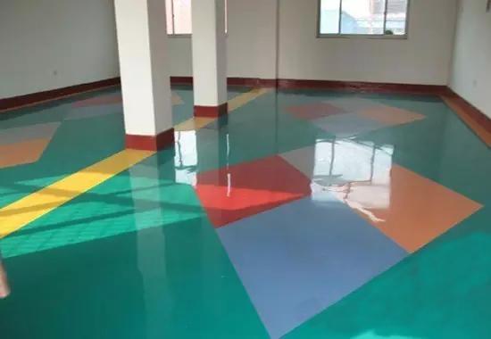 杭州混凝土染色固化地坪