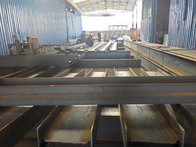 漳县钢结构