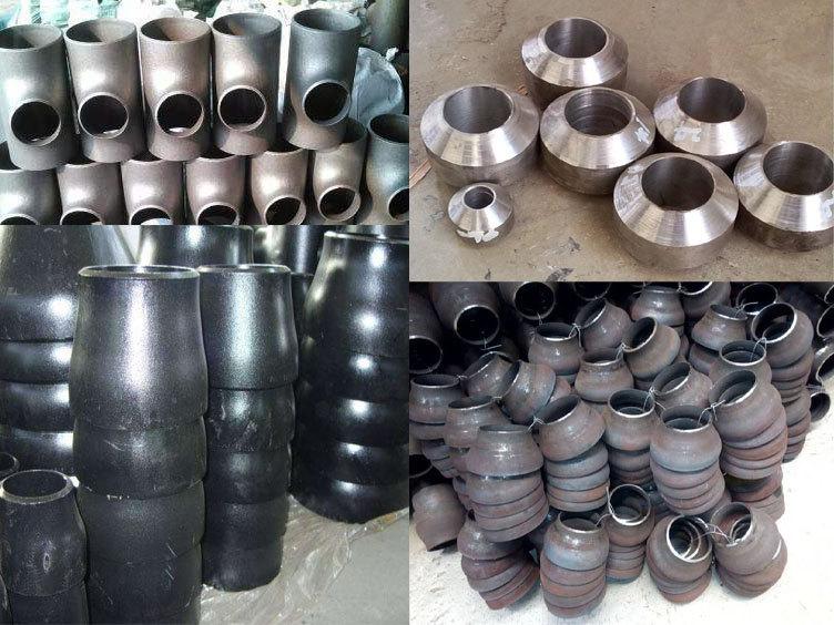 碳钢管焊接管件