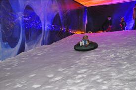 湖南冰雕滑道
