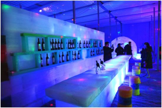 湖南冰雕酒吧