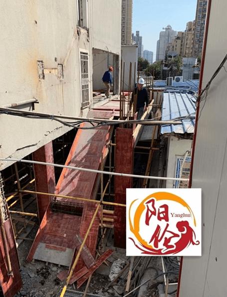 桂林碳纤维加固工程