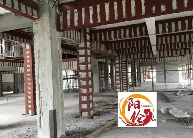 梧州粘钢包钢加固工程