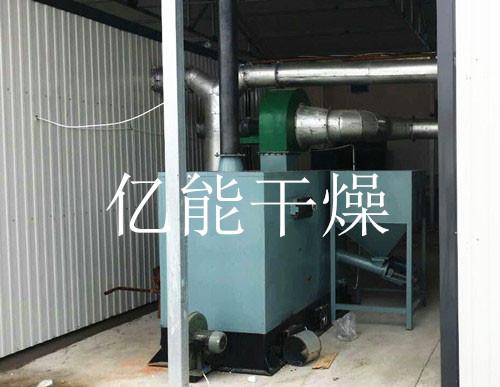 生物質顆粒熱風爐