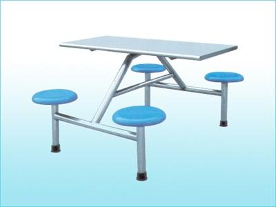 南阳食堂餐桌椅