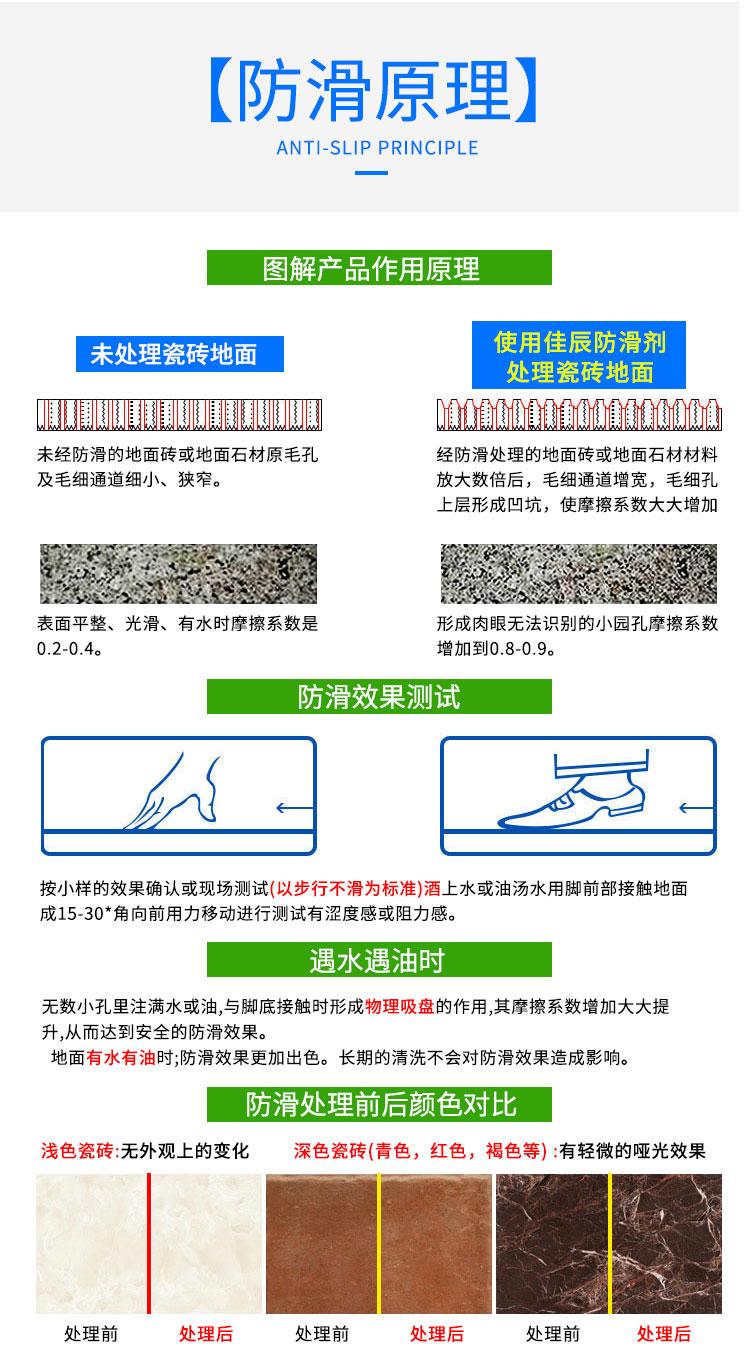 高硬度瓷砖专用防滑剂(家用装 700ml)