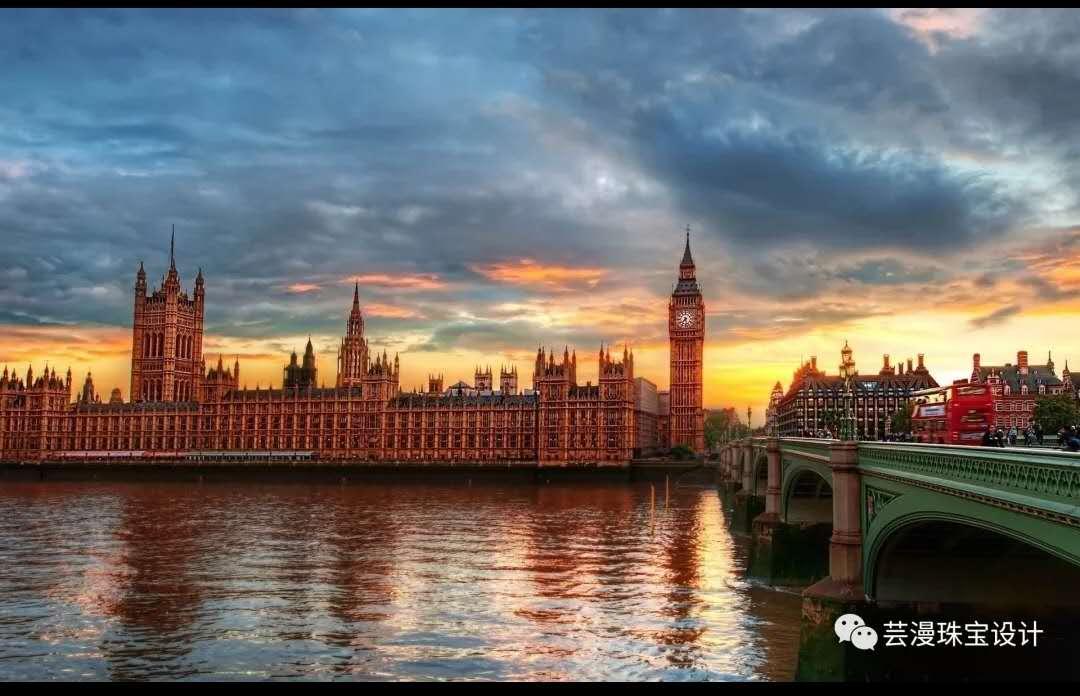 倫敦珠寶藝術遊學
