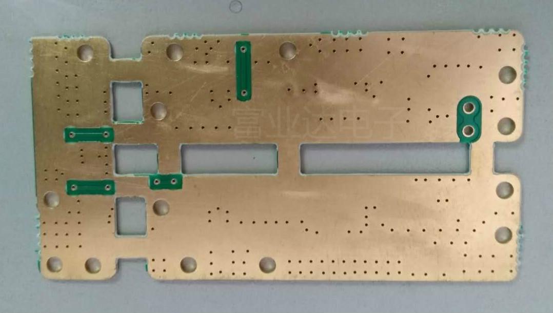 Rogers化金板1.2mm