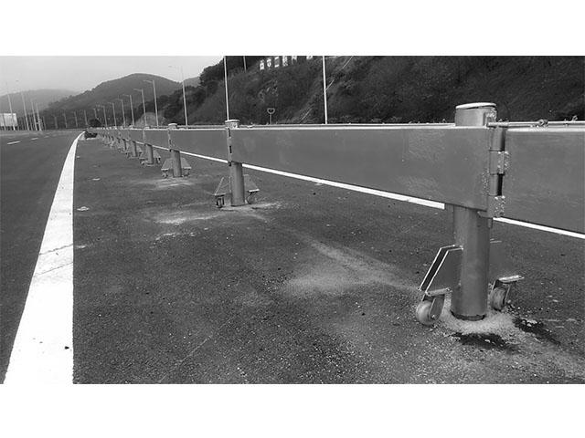 厦门护栏施工