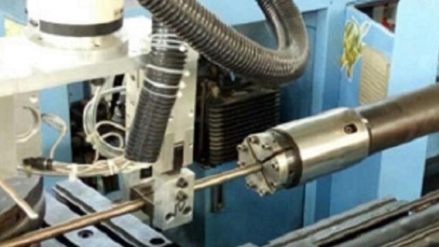 彎管機自動化