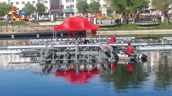 哈尔滨喷泉设备