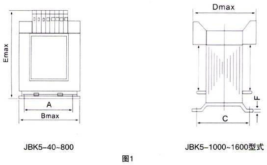 JBK5變壓器