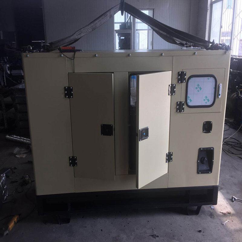 30KW潍柴柴油发电机组
