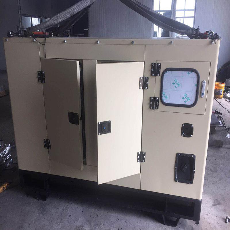 30KW静音箱柴油发电机组