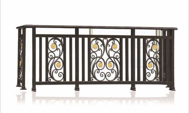 宁波阳台护栏安装