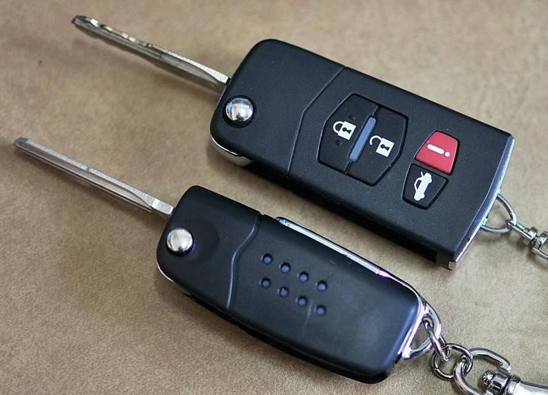濮陽開配汽車鑰匙