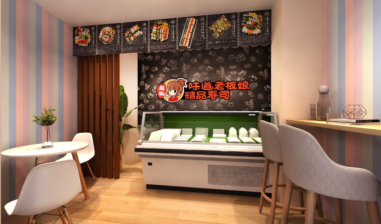 威海寿司加盟