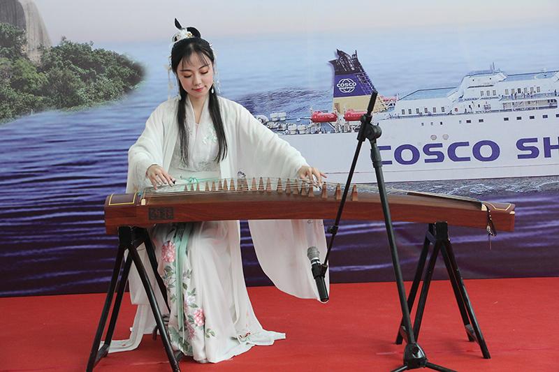 汉文化演出