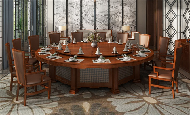 青海酒店桌椅销售