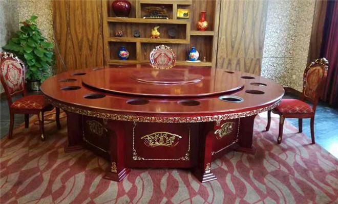 台湾酒店桌椅