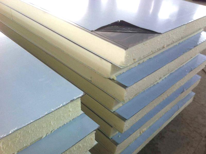 不锈钢冷库保温板
