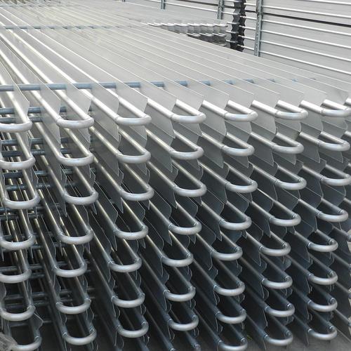铝合金冷库排管