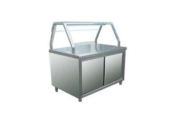 台湾雙門冷盤櫃