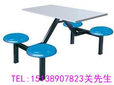 南阳职工餐厅餐桌椅