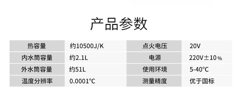 智能全自动量热仪WDNHW-8数显量热仪自动量热仪