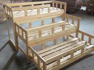 安陽鋼木公寓床