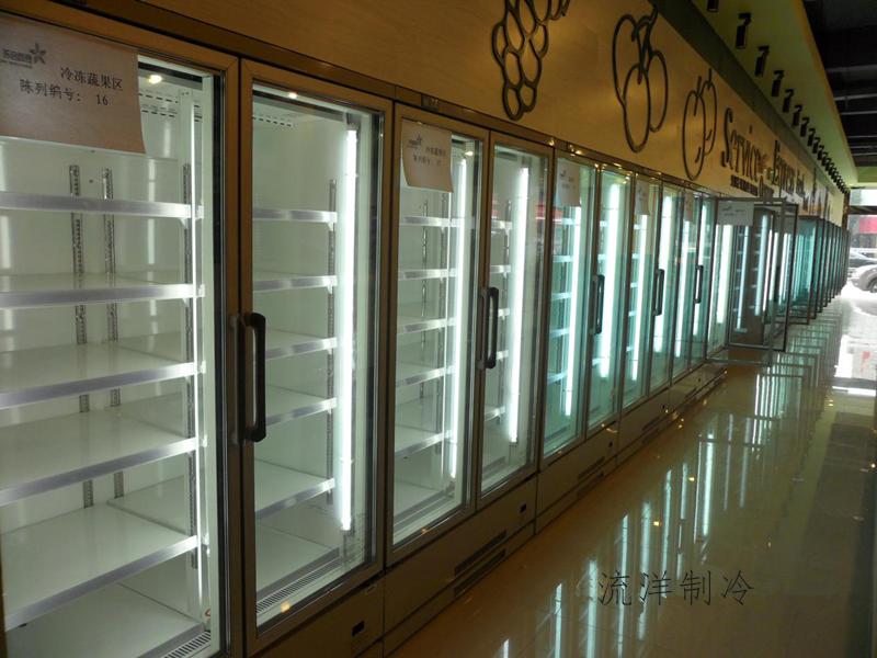 冷藏蔬果柜