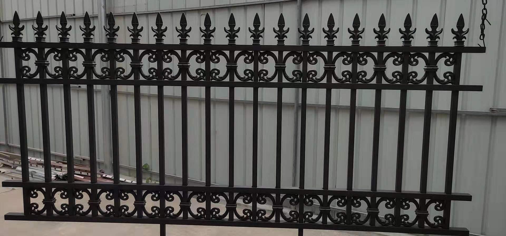 厦门铝艺栏杆