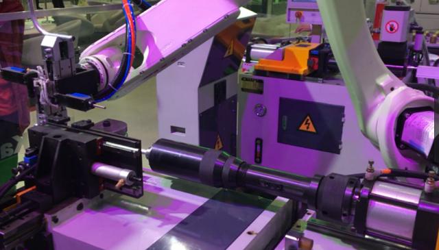 自动化生产