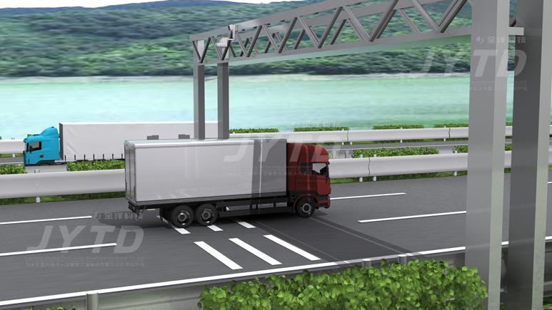 (超聲波&微波)交通流量數據分析采集儀