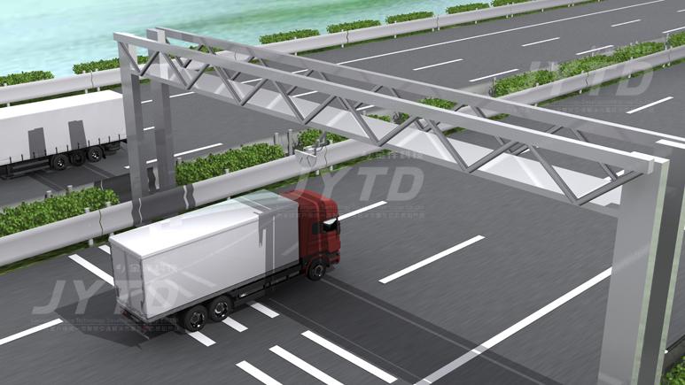 交通流量数据分析采集仪(激光)