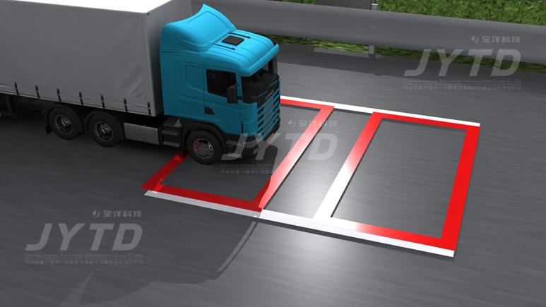 (雙線圈)智能交通信息監測儀