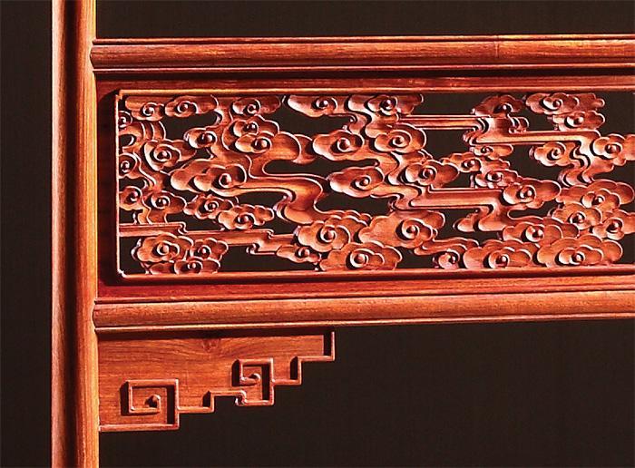 红木家具雕刻