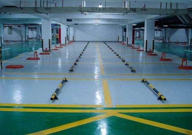 地下停车场