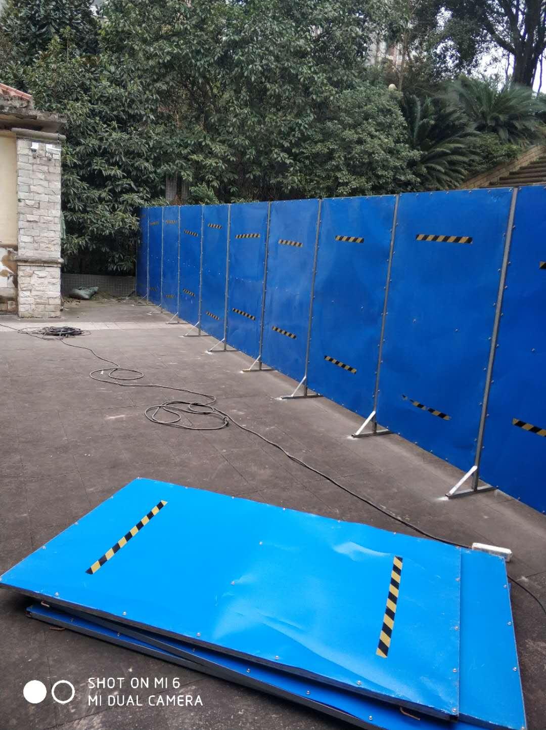 重庆市政围挡