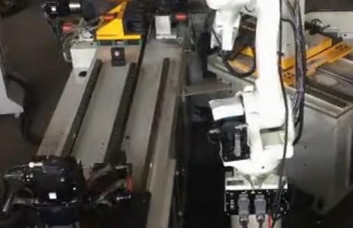 推彎機自動化