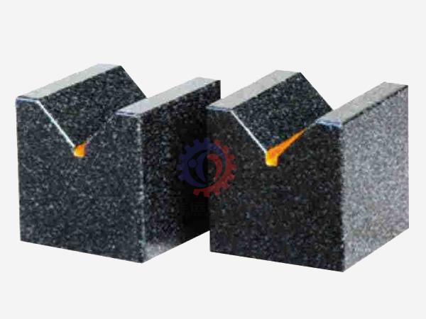 花岗石V型测量块