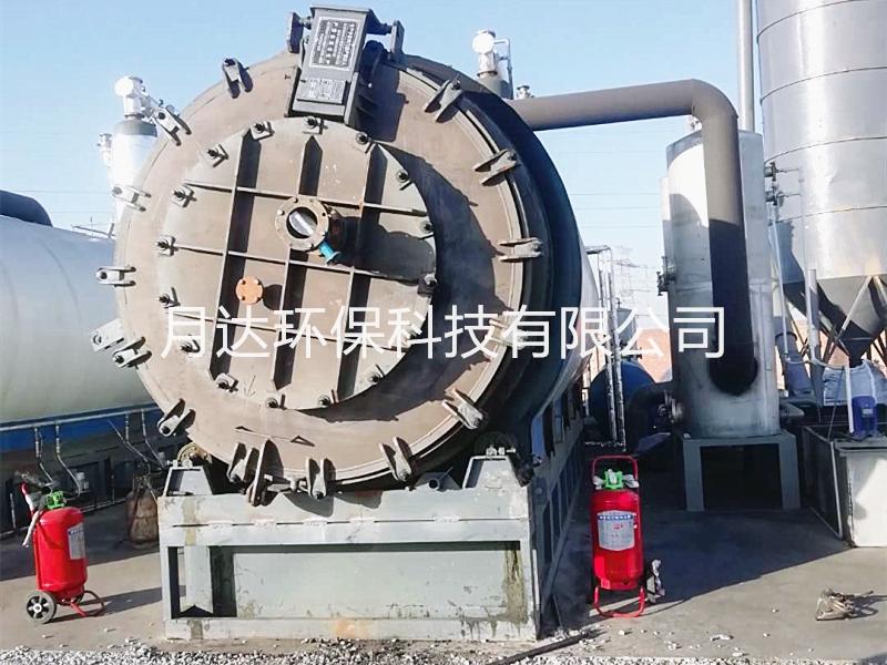 商丘輪胎煉油設備