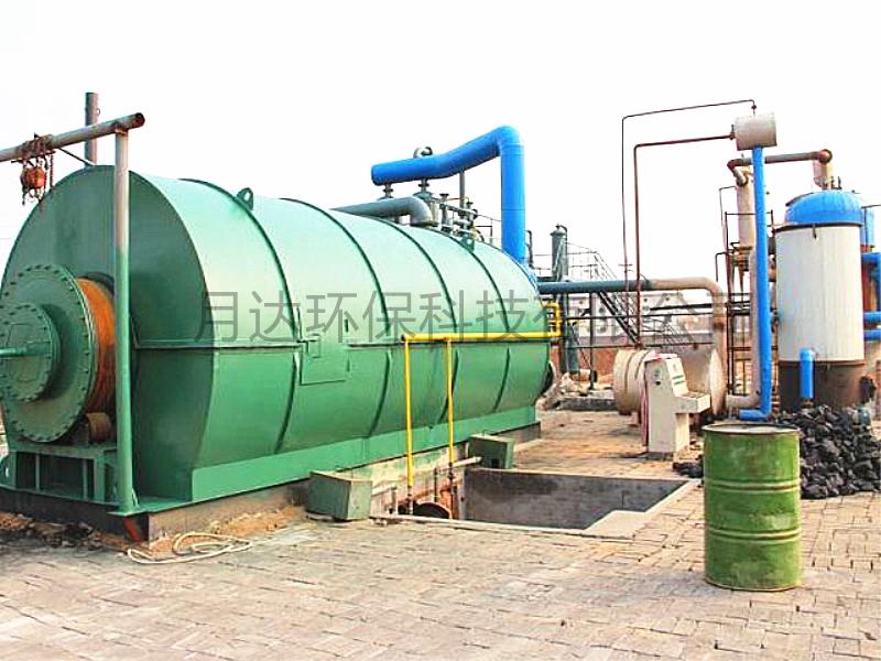 橡膠煉油設備