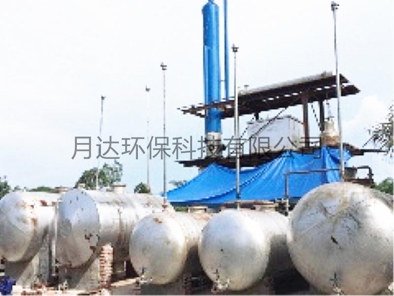 廢機油提煉再生設備