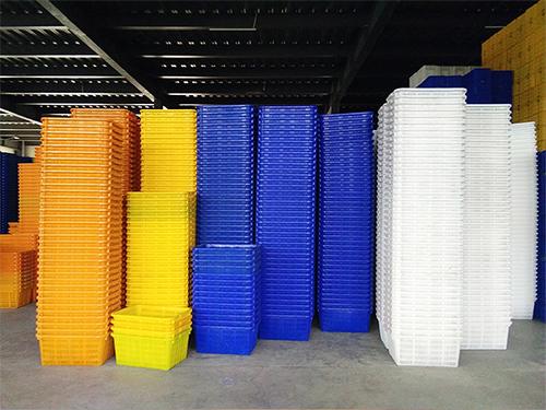 塑料周装箱批发