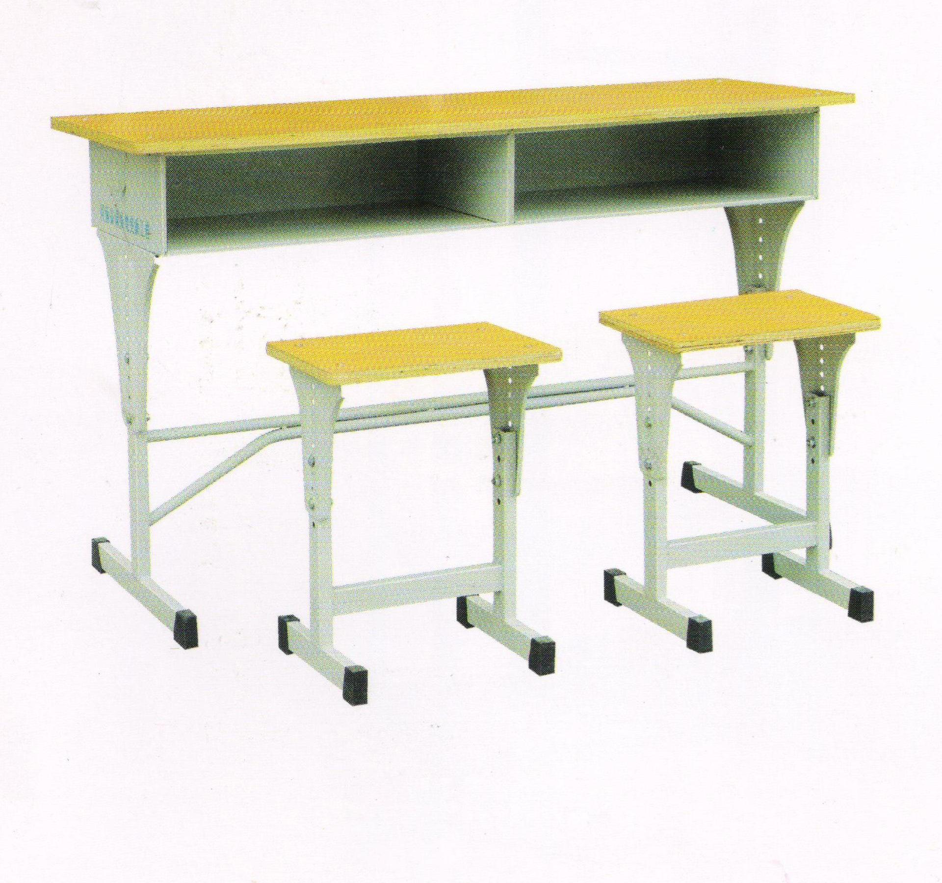 濮陽輔導班雙人課桌椅