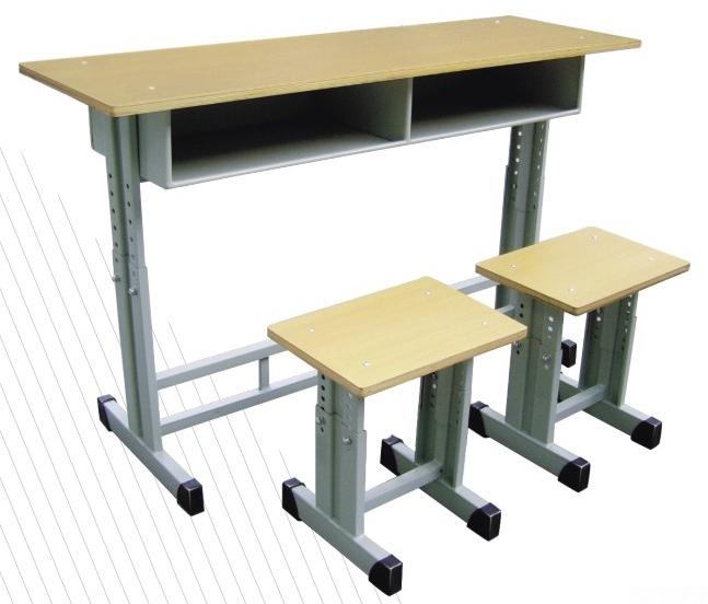 商丘学校双人课桌椅