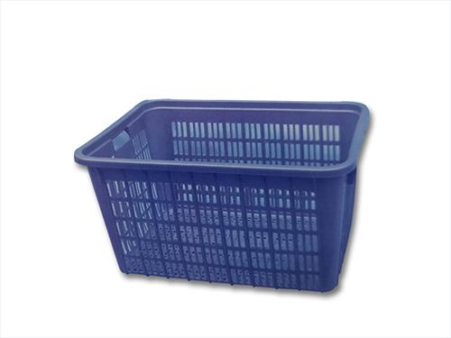 蓝色塑料周转箱厂家