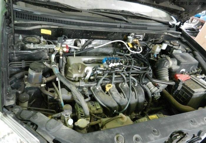 车辆燃气改装