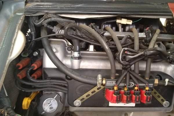 汽車燃氣改裝